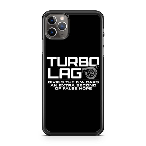Turbo Lag iPhone 11 Pro Max Case