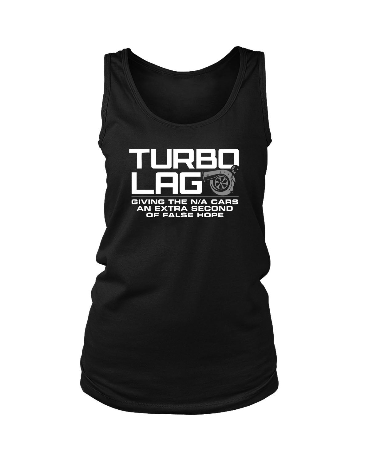 Turbo Lag Women's Tank Top
