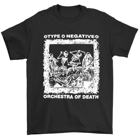 Type O Negative Orchestra Of Death Carnivore New Forest Men's T-Shirt