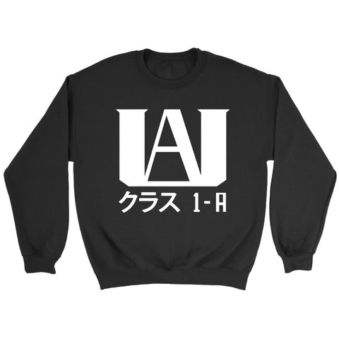 Ua  High Student My Hero Academia Sweatshirt
