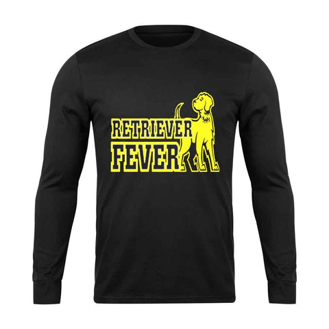 Umbc Basketball Retriever Fever Long Sleeve T-Shirt