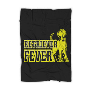 Umbc Basketball Retriever Fever Blanket