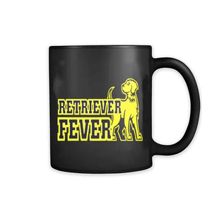 Umbc Basketball Retriever Fever 11oz Mug