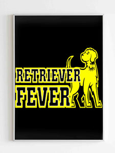 Umbc Basketball Retriever Fever Poster