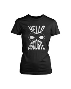 Umbrella Academy Hello Good Bay Women's T-Shirt