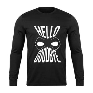 Umbrella Academy Hello Good Bay Long Sleeve T-Shirt