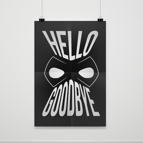 Umbrella Academy Hello Good Bay Poster