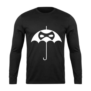Umbrella Mask Eyes Long Sleeve T-Shirt