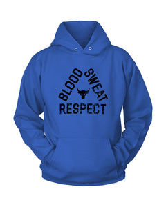 Under Armour Project Rock Blood Sweat Respect Unisex Hoodie