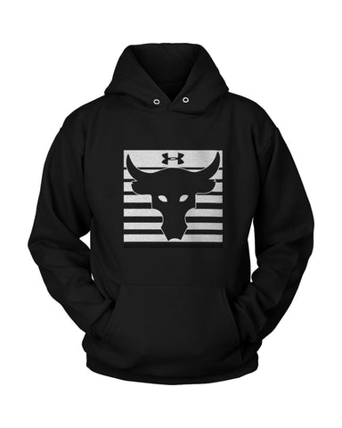Under Armour X Project The Rock Unisex Hoodie