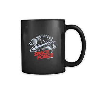 United States Space Force Pew Pew 11oz Mug