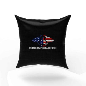 Us Space Force Pillow Case Cover