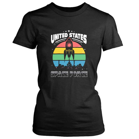 Us United States Space Force Women's T-Shirt