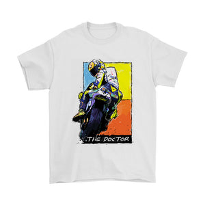 Valentino Rossi The Doctor Men's T-Shirt