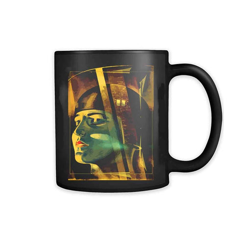 Vintage Fritz Lang Film 1926 Metropolis Movie 11oz Mug