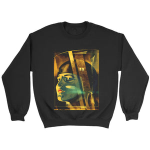 Vintage Fritz Lang Film 1926 Metropolis Movie Sweatshirt