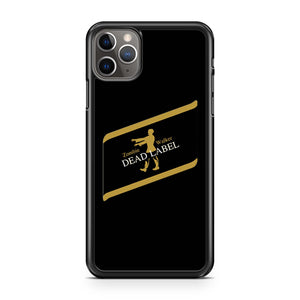 Walking Dead Label iPhone 11 Pro Max Case