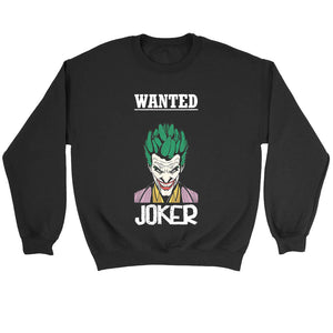 Wanted Joker Sweatshirt