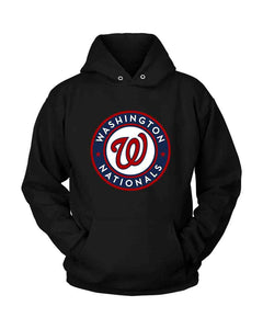 Washington Nationals Logo Unisex Hoodie
