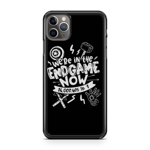 We Are In The Endgame Now iPhone 11 Pro Max Case