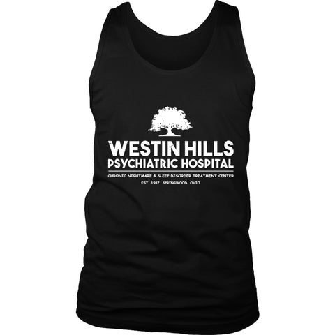 Westin Hills Psychiatric Hospital Women's Tank Top