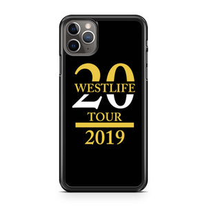 Westlife Concert Tour 2019 iPhone 11 Pro Max Case