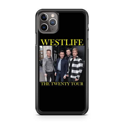 Westlife The Twenty Tour 2019 iPhone 11 Pro Max Case