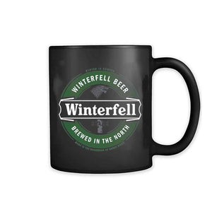 Winterfell Beer Brewed In The North Game Of Thrones 11oz Mug