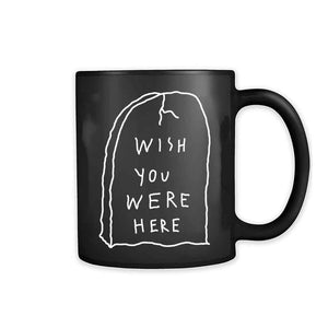 Wish You Were Here The Beatles 11oz Mug