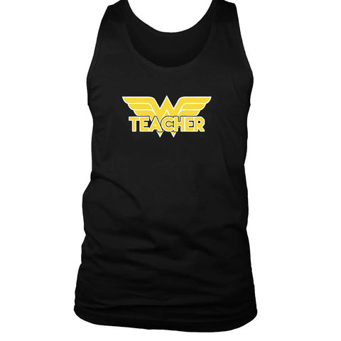 Wonder Teacher Men's Tank Top