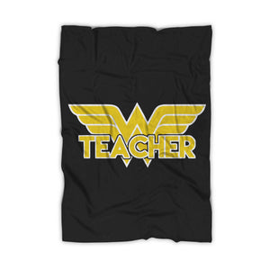 Wonder Teacher Blanket
