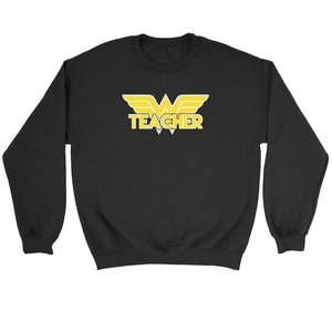 Wonder Teacher Sweatshirt