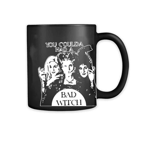 You Could A Had A Bad Witch Witch Basi Lizzo Truth Hurts Halloween  Hocus Locus Sanderson Sister 11oz Mug