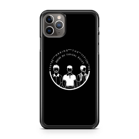 Youre Making The Typical Me Jonas Brothers iPhone 11 Pro Max Case
