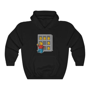 Friday Face The Lego Movie 2 The Second Part Unisex Hoodie
