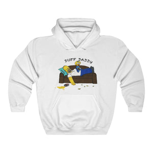 Duff Daddy The Simpsons Unisex Hoodie