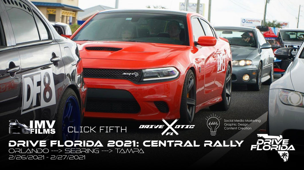 Drive Florida 2021: Central Rally