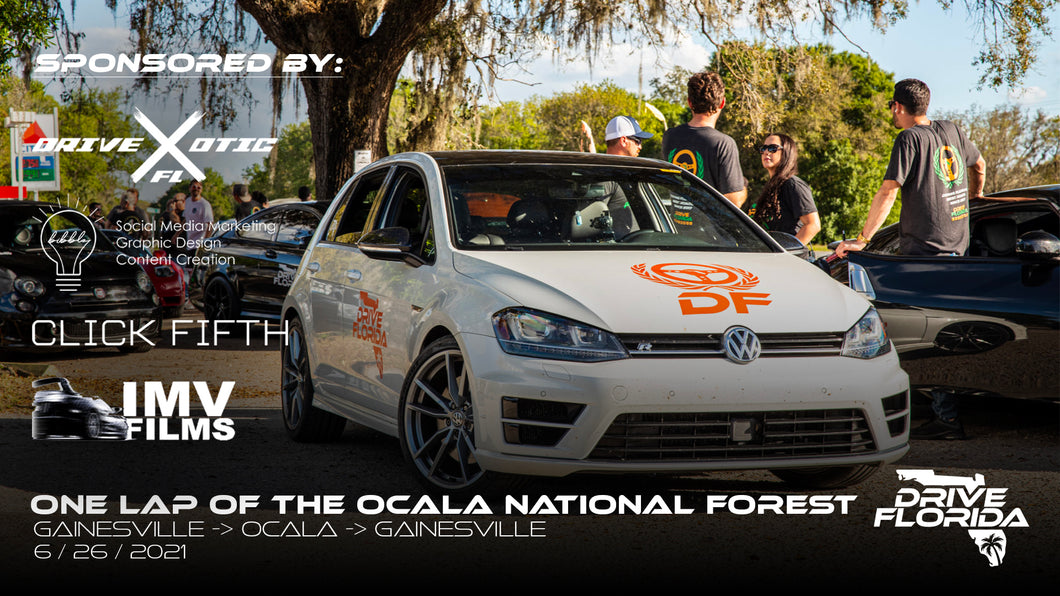 One Lap of the Ocala National Forest
