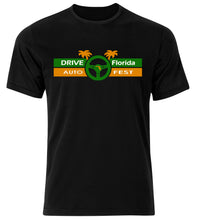 Load image into Gallery viewer, Drive Florida Auto Fest T-Shirt
