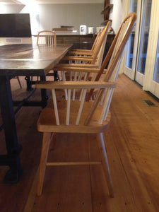 Contemporary Windsor Arm Chair