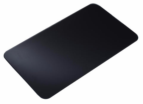 Black Glass Chopping Board (LA008)
