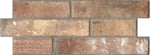 Argille Cipria Slip Brick Interlocking Porcelain Wall Tile