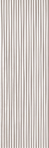 Plisse White Italian White Body Wall Tiles (IT0028)