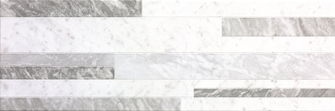 Deco White Italian White Body Tiles (IT0077)