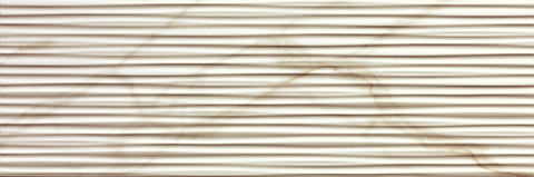 Line Calacatta Brillante Italian White Body Wall Tiles (IT0073)