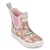 Bundgaard Classic Short Rubber Boot Rose Flamingo
