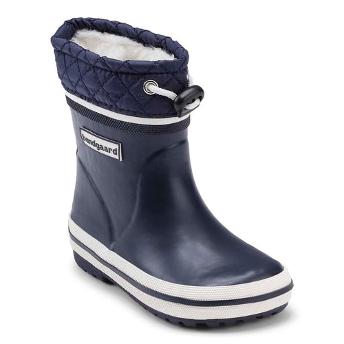 Bundgaard Sailor Short Warm Rubber Boot Navy