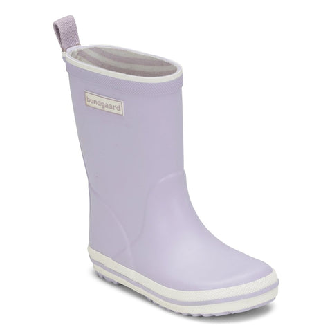 Classic Rubber Boots for kids from Bundgaard. Barefoot rain boots. Healthy kids boots