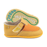 Magical Shoes Bebe Mesh Shoes Mustard