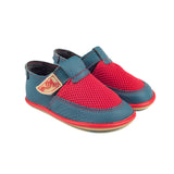Magical Shoes Bebe Mesh Shoes Red & Blue